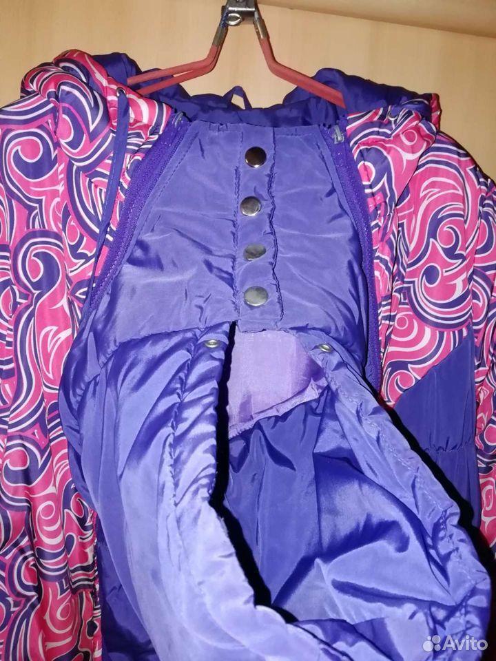 Слинго-куртка 3 в 1  89009041584 купить 5