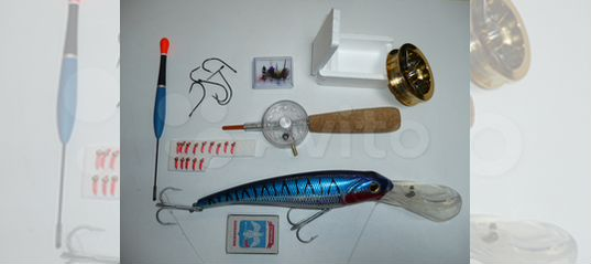 Авито рыболовные снасти балаково