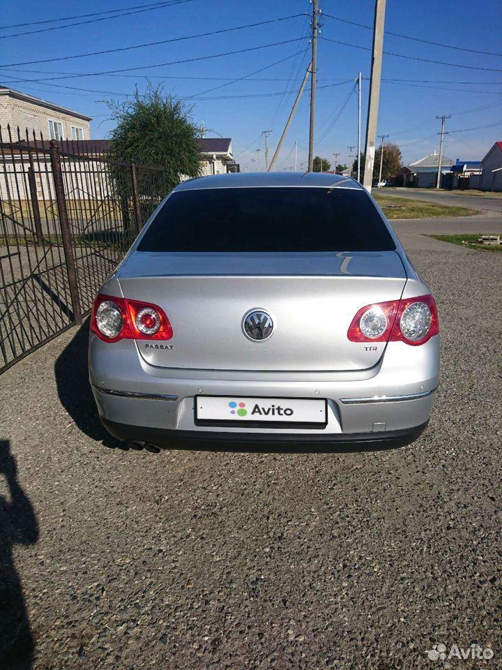 Volkswagen Passat, 2008  89632857188 купить 7