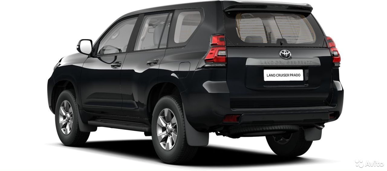 Toyota Land Cruiser Prado, 2020 83842494028 купить 3