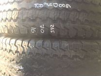 Б/у шины гудиер 265-70/16,пара на докатку