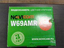Уличная видеокамера novicam W69AMR40