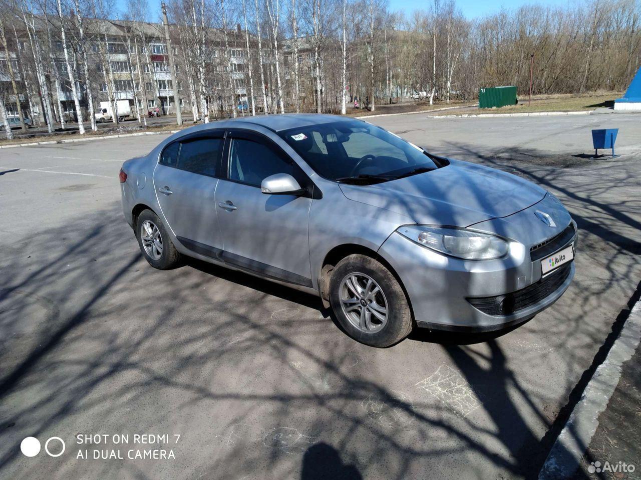 Renault Fluence, 2010  89626653326 купить 5