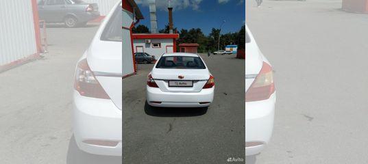 Geely Emgrand EC7, 2012 купить в Кабардино-Балкарии | Автомобили | Авито