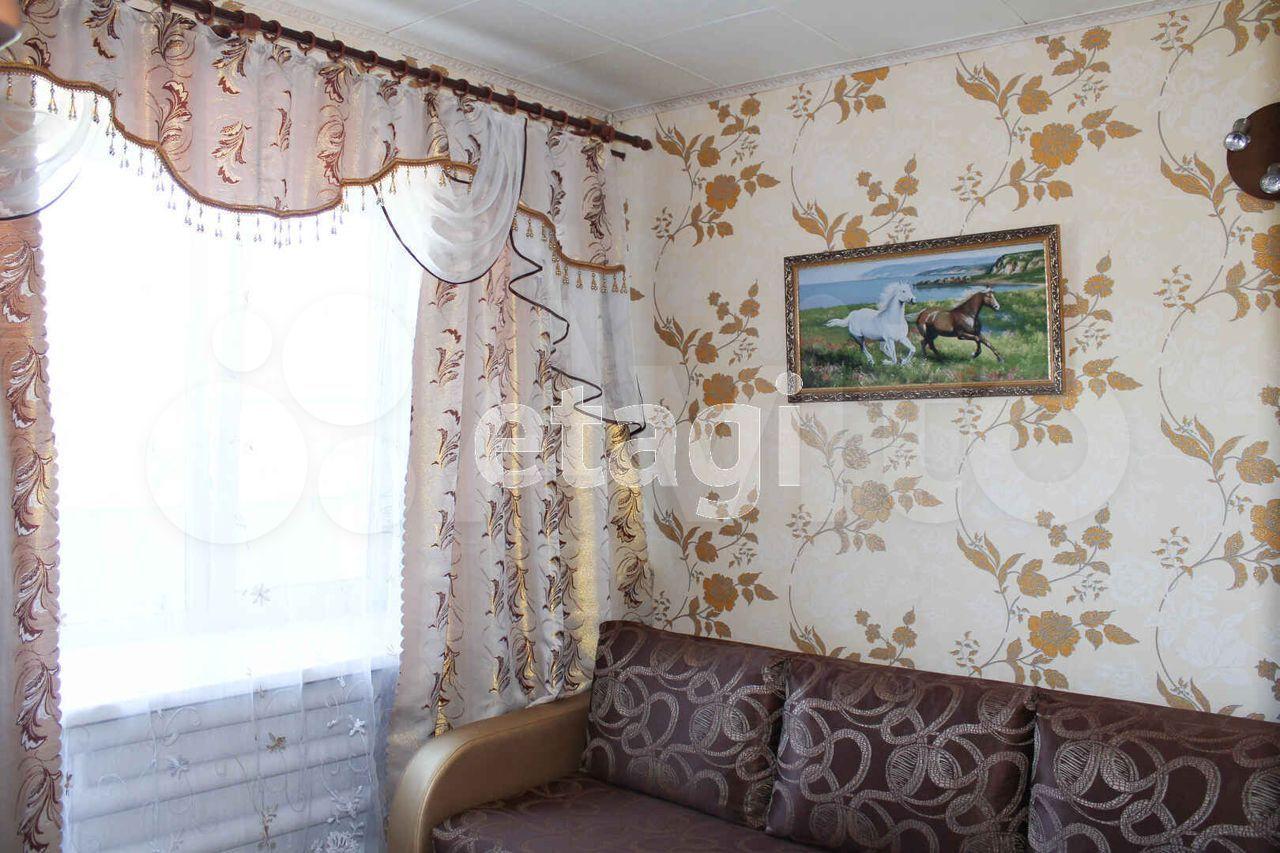 1-к квартира, 30 м², 4/4 эт.  89611538221 купить 2