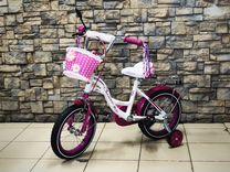 Велосипед Зайка для вашей малышки
