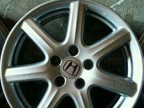 Оригинальные диски Honda Toyota r17