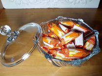 Ваза для конфет. Новая