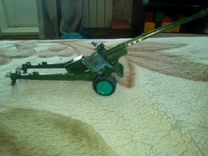 Модель пушки СССР