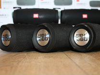 Колонка JBL портативная / JBL Charge 3+ Черная — Аудио и видео в Воронеже