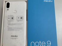 Meizu Note 9 4/64 White