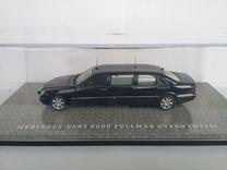 Mercedes S600 W220 Путин GON 220 DIP Models 1:43