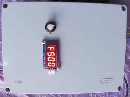 Частотный преобразователь 3кВт от 220 В- три фазы