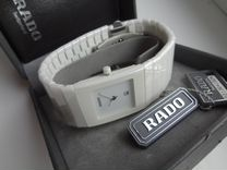 Rado DiaStar 3 Analog Hands White Ceramic