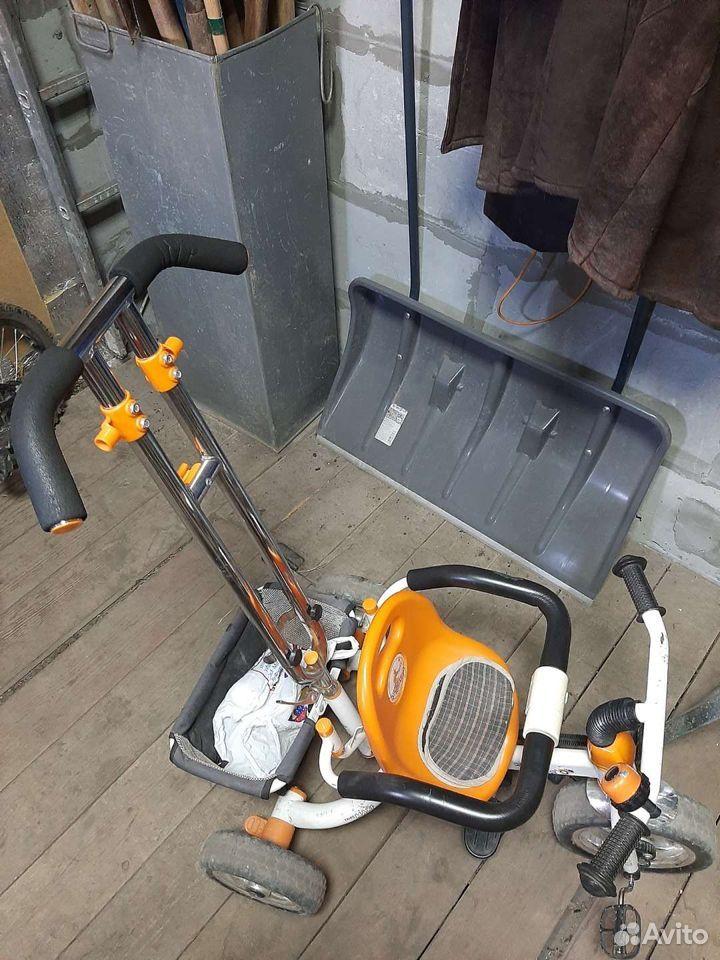 Велосипед трехколесный  89002010049 купить 2