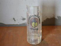 Довоенный пивной бокал