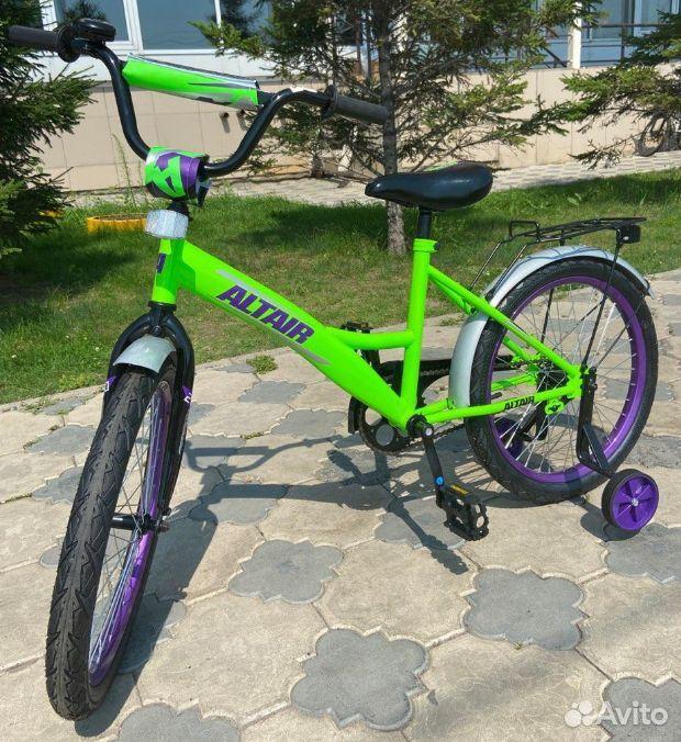 Велосипед Altair 20  89233159000 купить 3