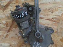 Мотор управления раздаткой Nissan Pathfinder R51