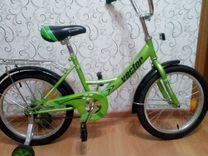 Детский велосипед радиус 18