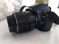 Nikon D3000 — Фототехника в Москве