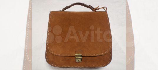 25129d245d2b Кожаная женская сумка ксж-руч Россия купить в Москве на Avito — Объявления  на сайте Авито