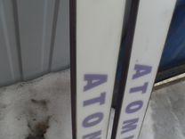 Лыжи горнолыжные