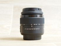 Sony DT 18-55mm