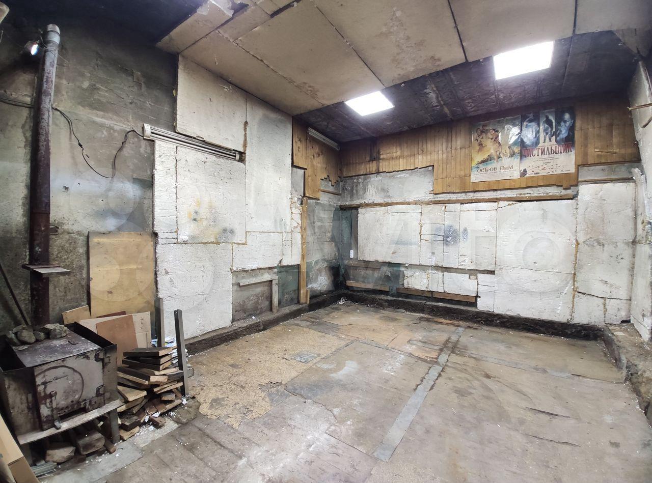 Garage 27 m2 89223543244 buy 3