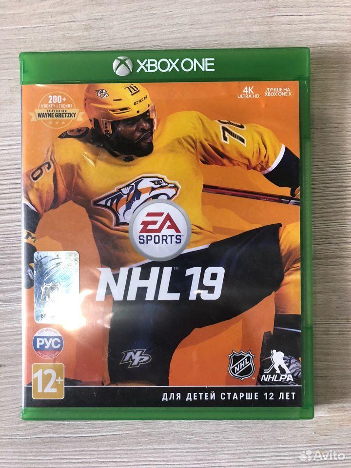 NHL 19 для X-Box One