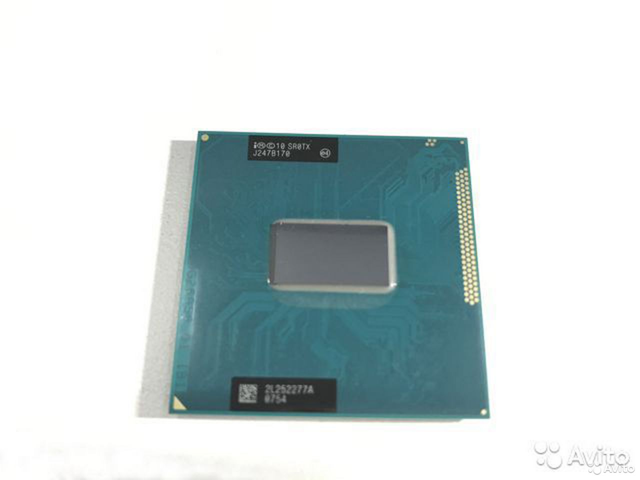 Процессоры для ноутбука Intel  89141169036 купить 1