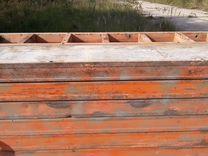 Опалубка щитовая 2,7 м высота -27м квадратных