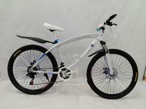 Велосипеды Мерседес и бмв