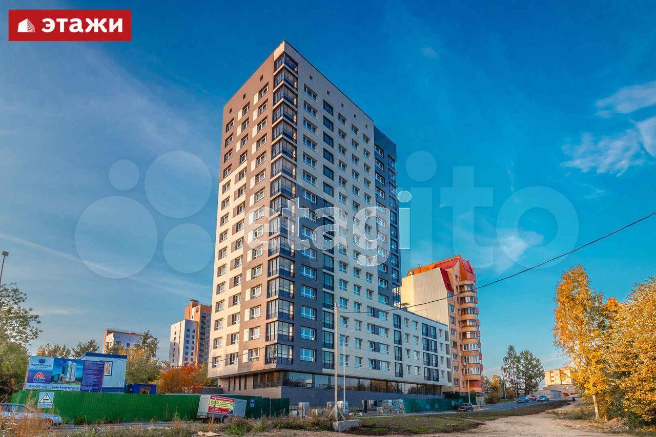 3-к квартира, 90.1 м², 14/16 эт.  89214694013 купить 1