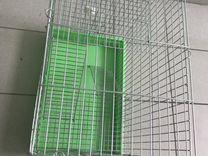 Клетка для грызунов, крыс, шиншилл, хорька