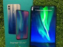 Смартфон Honor новый 10 Lite 3/32GB(лб80а)