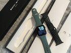 Часы apple watch 3 42mm nike