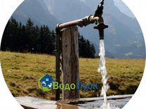Комплект для абиссинской скважины на 10 метров вгп
