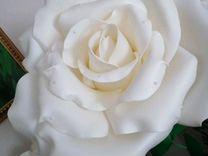 Ростовой цветок из изолона