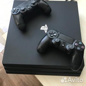 Sony PlayStation 4 Pro  89241614770 купить 1