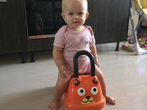 Машинка каталка — Товары для детей и игрушки в Геленджике