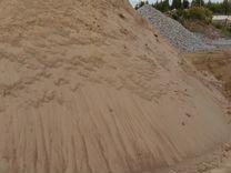 Песок намывной модуль крупности 1,2-1,5
