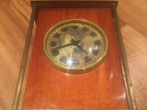 Советские настольные часы Молния