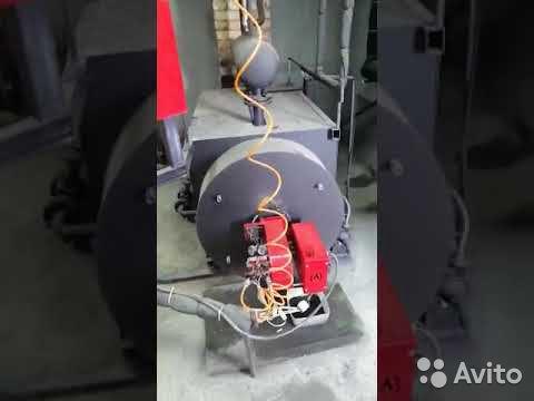 Парогенератор полуавтоматический 70 кгпара в час 89045812153 купить 1